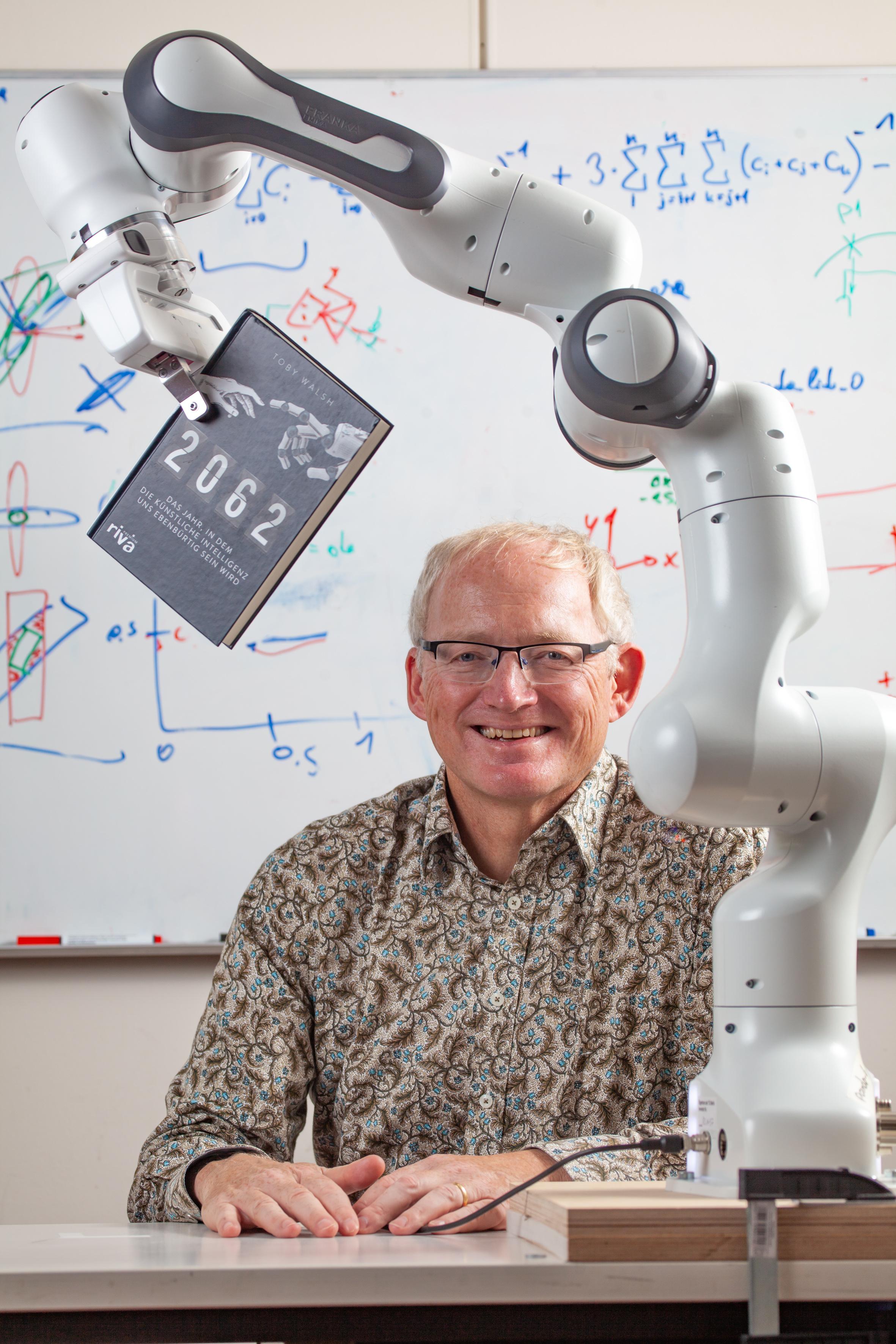 Scientia Professor Toby   Walsh