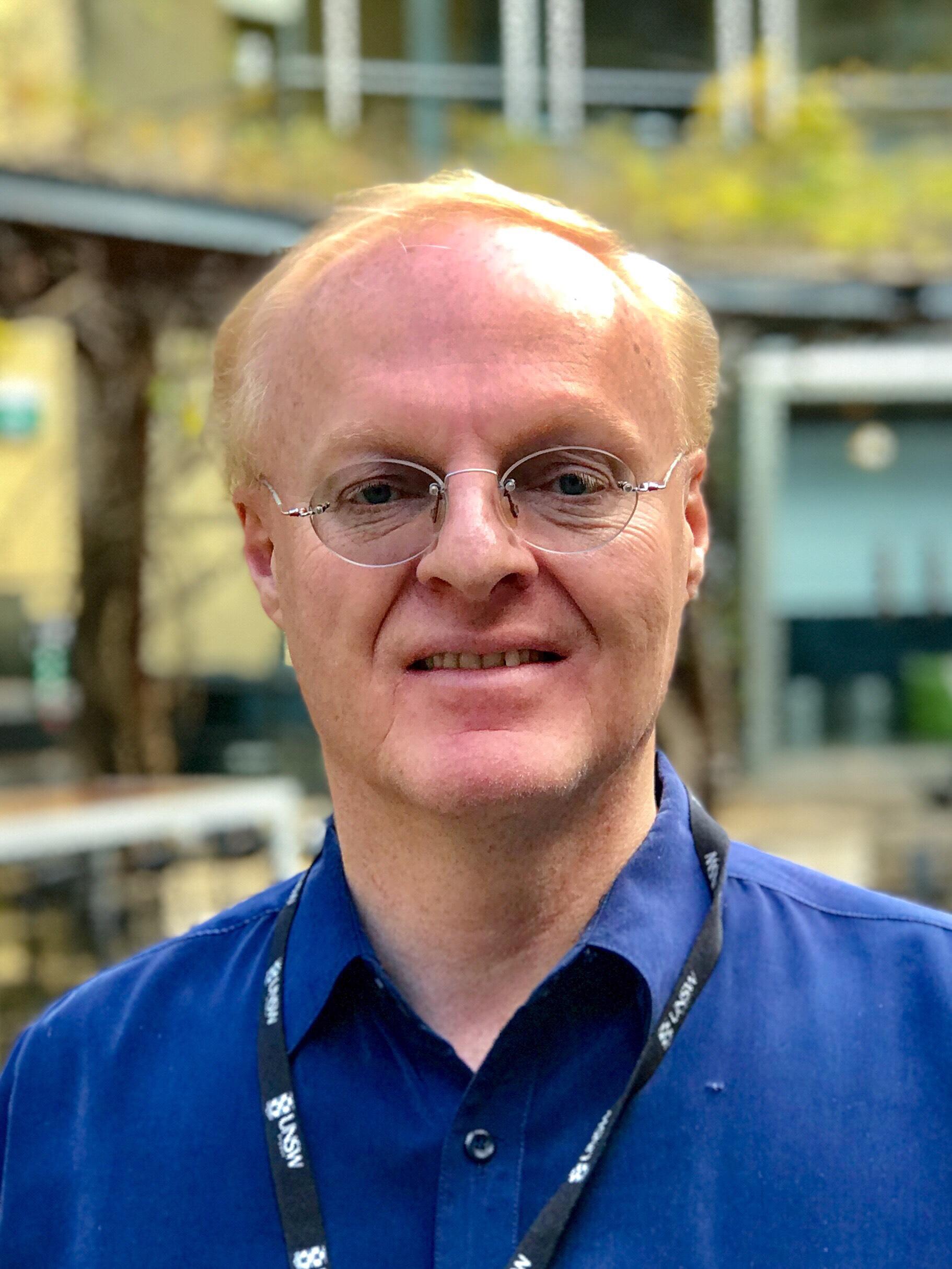 Dr Martin Paul Bucknall