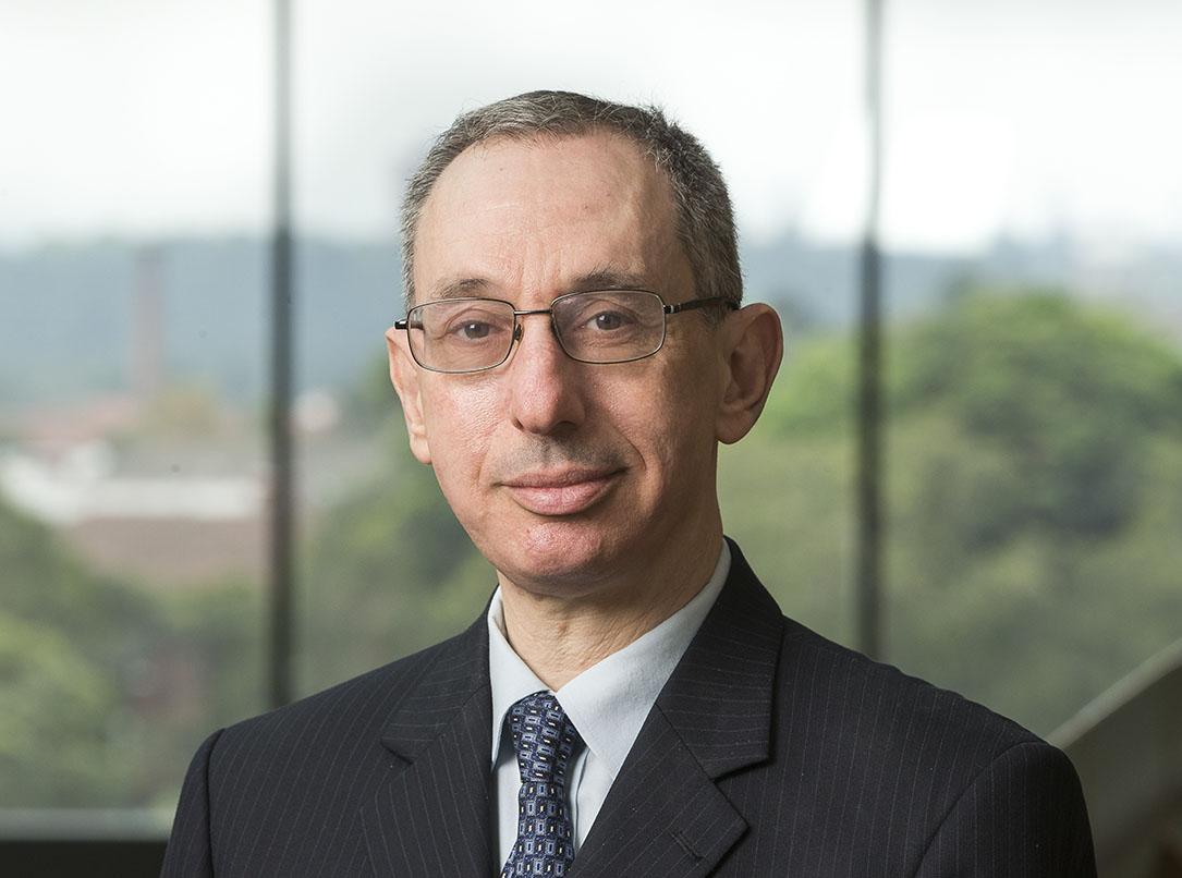 Professor Gary Mayer Velan