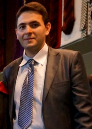 Mr Alireza   Akbarzadeh Chiniforush