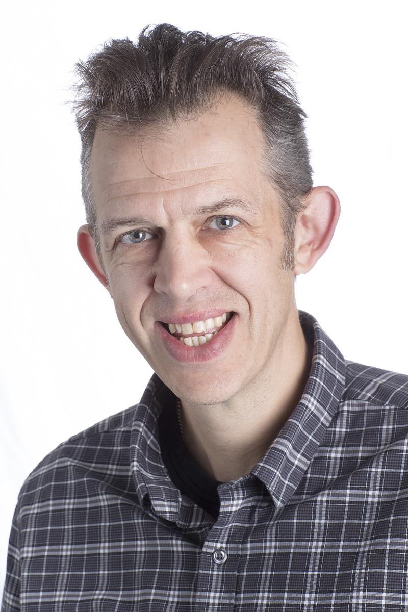 Professor Colin Walter Giles Clifford