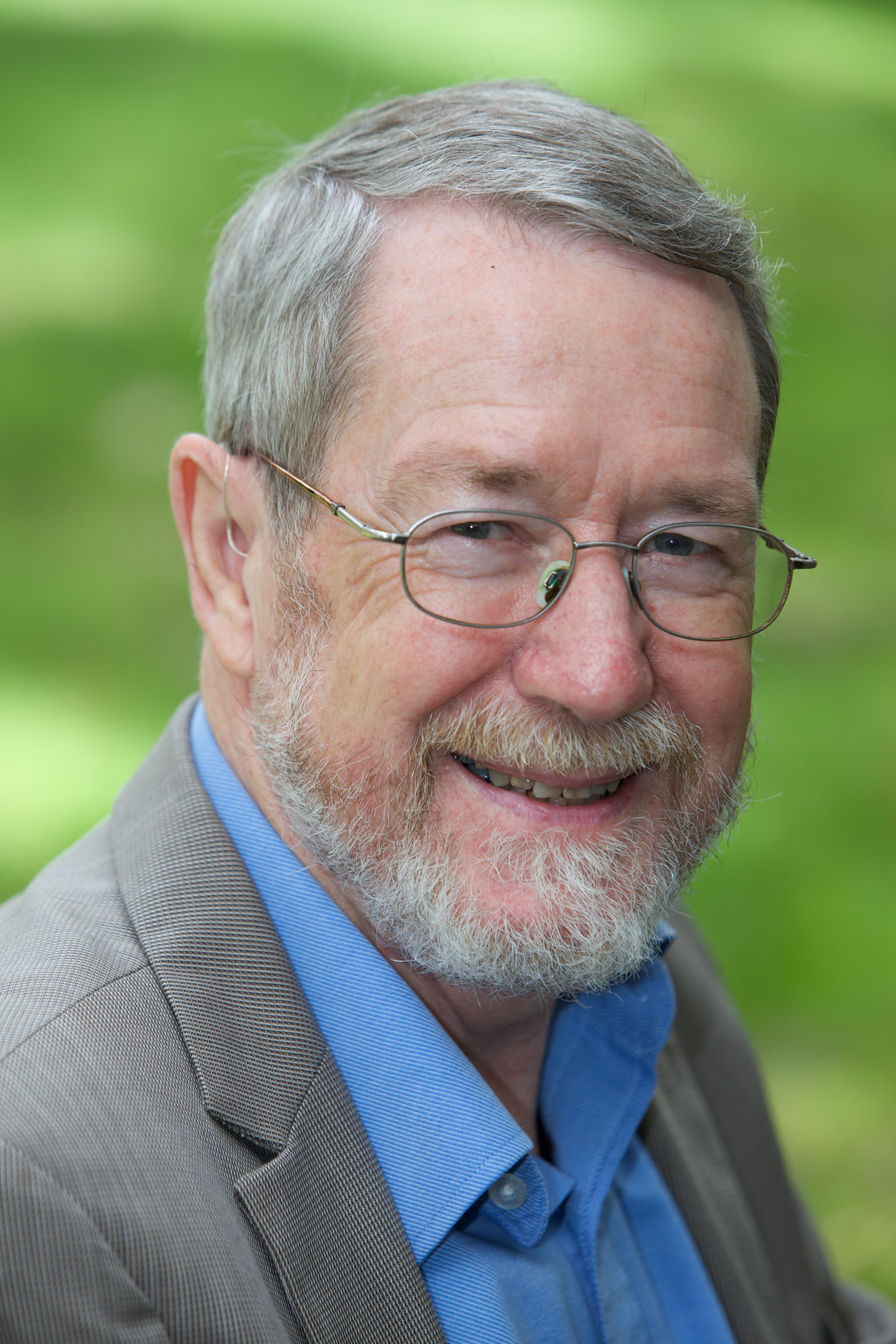 Emeritus Professor David John Young
