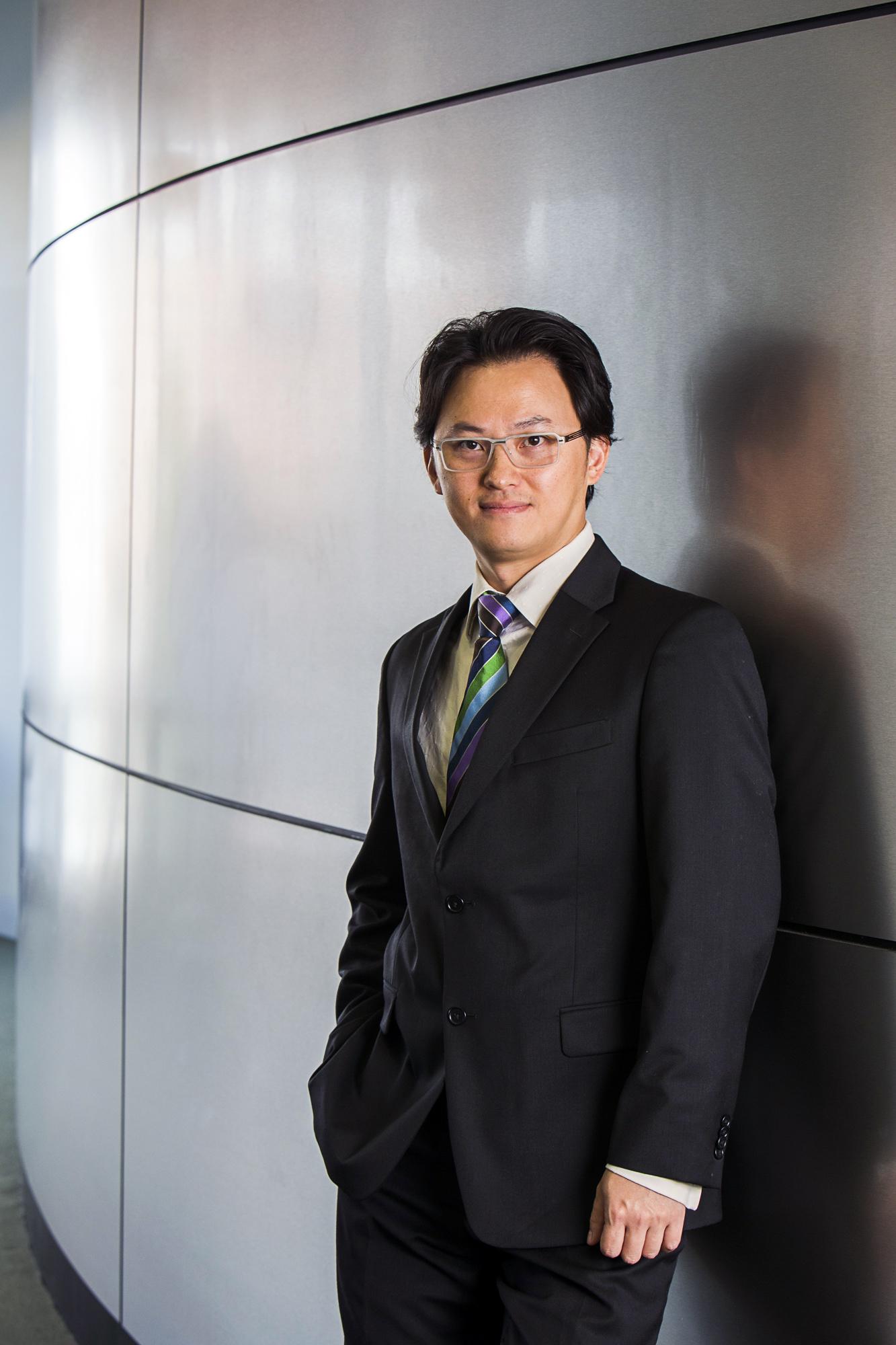 Dr Kingsley Yuen Lung Fong