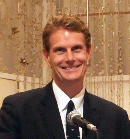Professor George Anthony Calvert Murrell