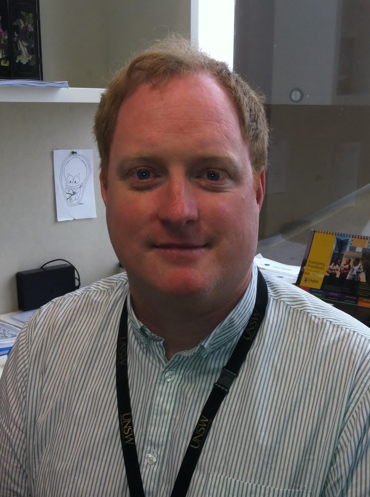 Dr Greg Colin Smith