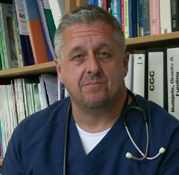 Associate Professor Paul MacConachie Middleton