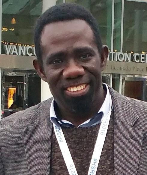 Dr Augustine Danso Asante