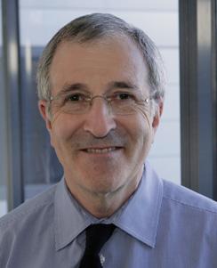 Associate Professor Leo Robin Leader