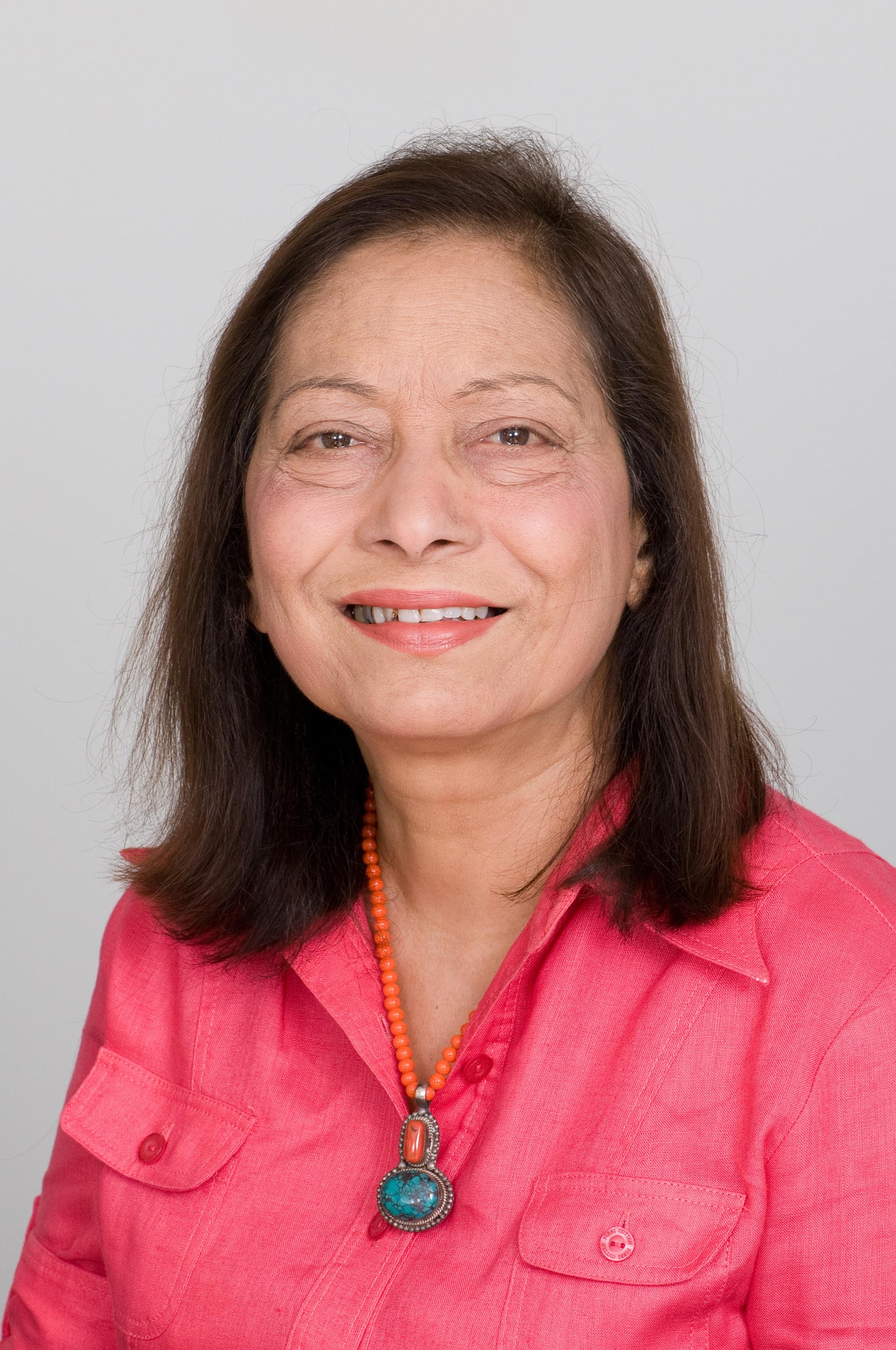 Professor Elizabeth Aureen Fernandez