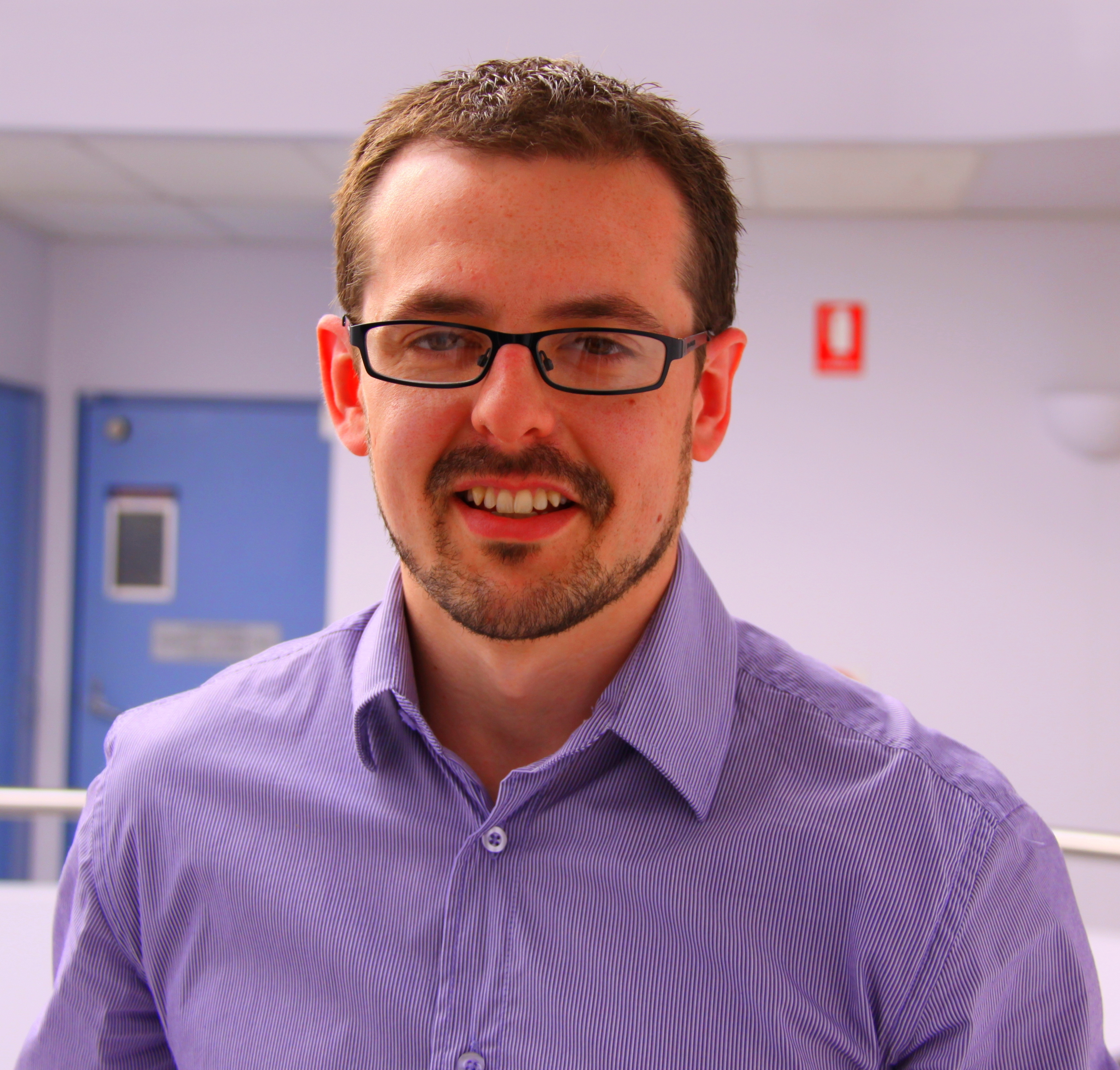Associate Professor Luke   Hesson