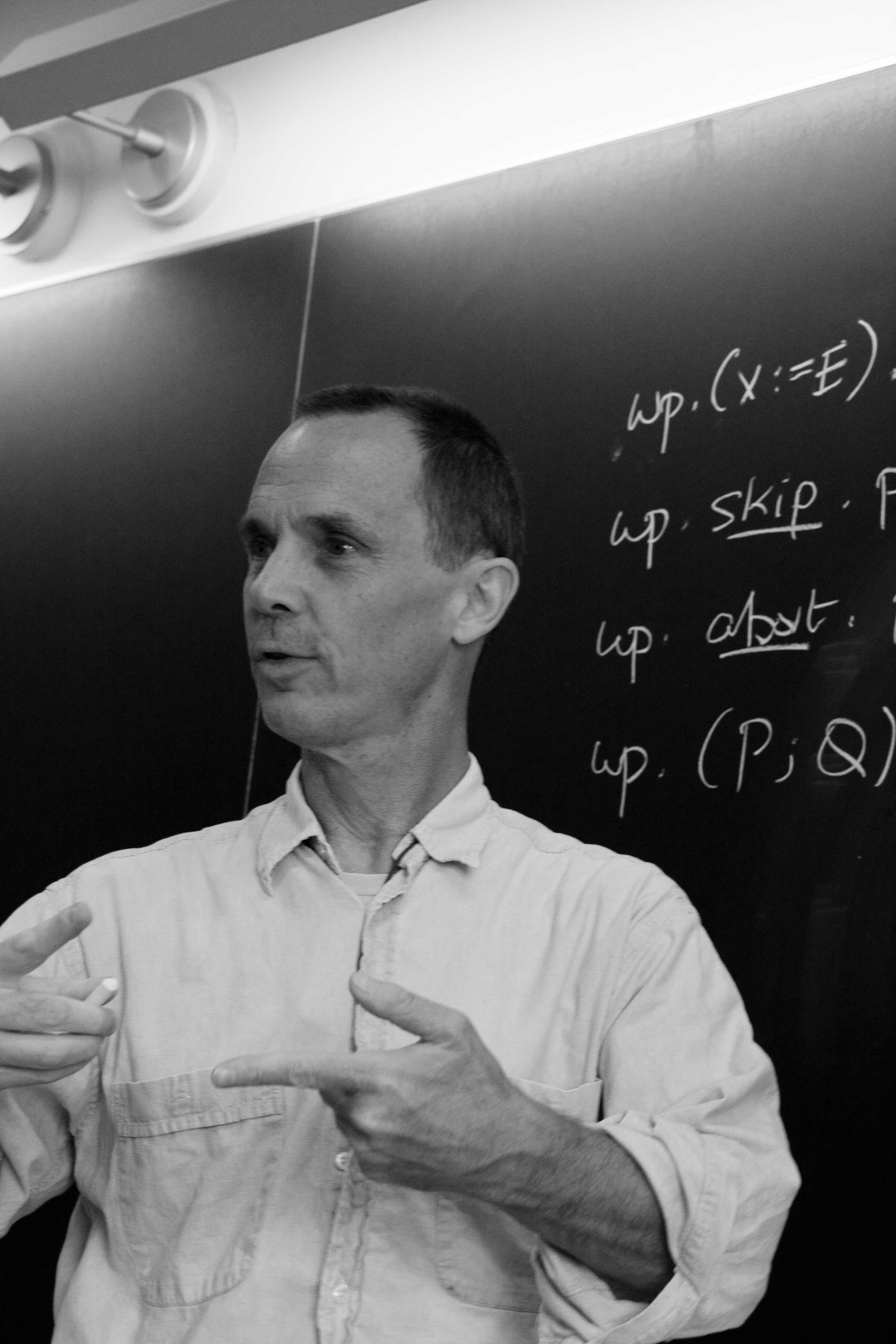 Professor Carroll   Morgan