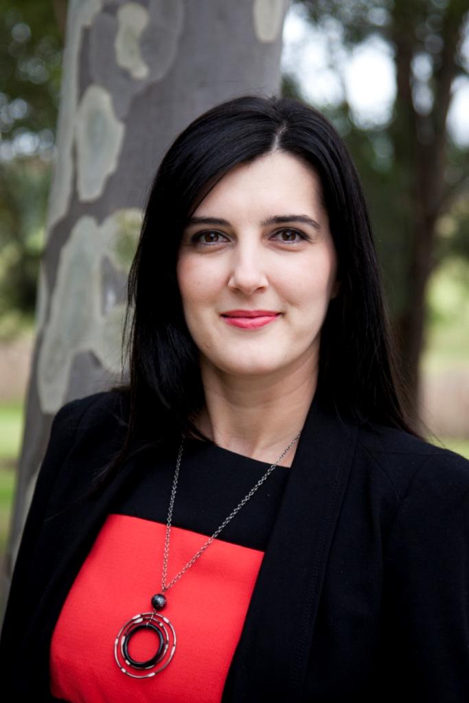 Ms Sanja   Lujic