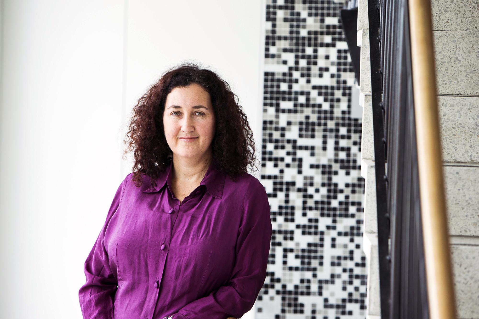 Associate Professor Jo-Ann Clair Suchard