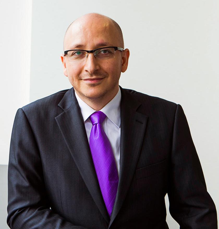 Associate Professor Salih Zeki Ozdemir