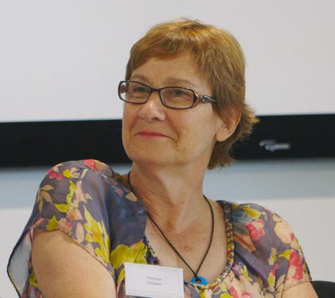 Associate Professor Theresa Clair Jacques