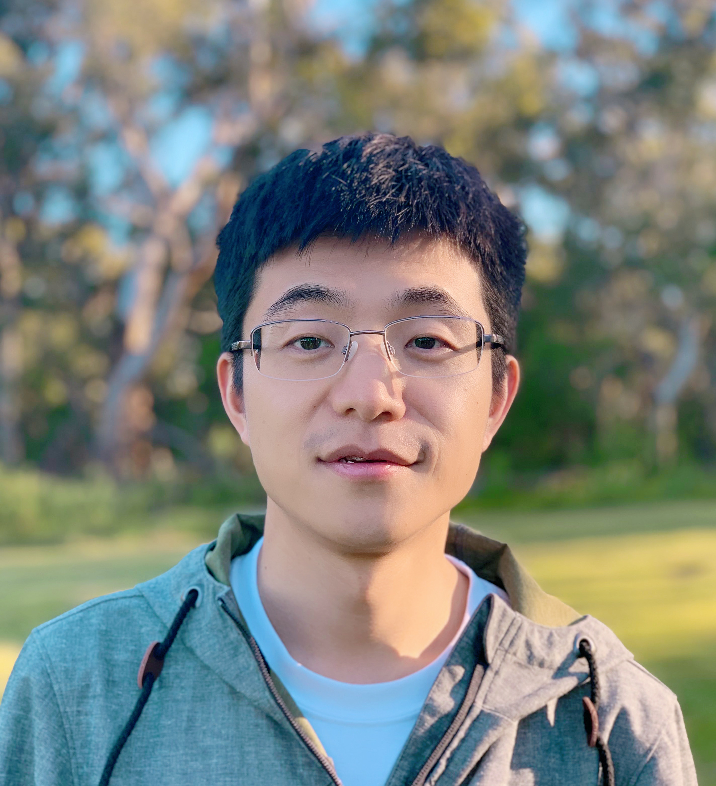 Dr Yu Guang   Wang